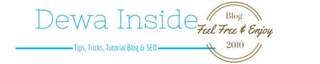 Membuat Heading H1 pada Gambar Header Blog