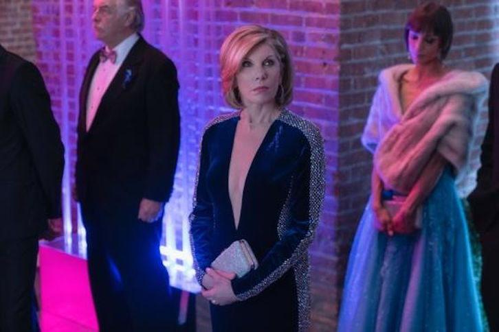 The Good Fight - Episode 4.01 - The Gang Deals with Alternate Reality - Press Release