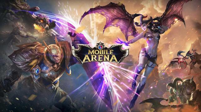 Cara Bermain Mobile Arena Agar Selalu Menang