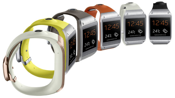 Smartwatch Galaxy Gear Dinilai Tak Berguna