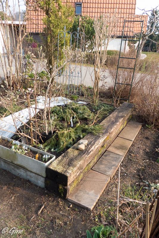 Au jardin de gine jardin bonheur for Jardin bonheur 2015