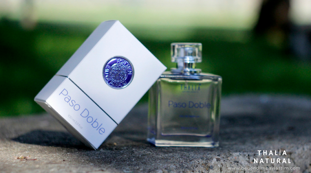 Paso Doble For Men Eau De Parfum-Thalia Natural