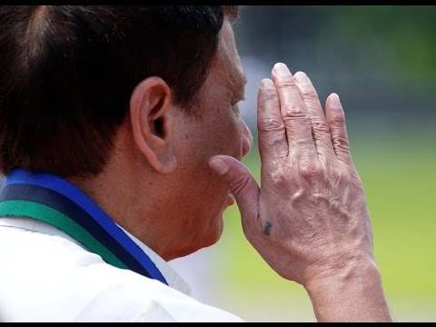 Duterte's hand tattoo has a secret meaning