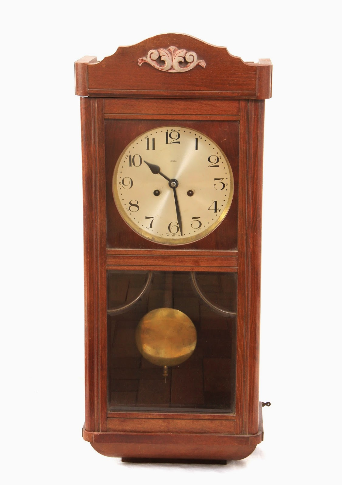 90ac33cf23d O Antiquário  Relógio de parede KIENZLE