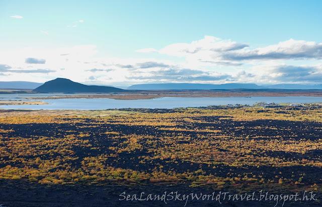 冰島, Iceland, Hverfjall 惠爾山