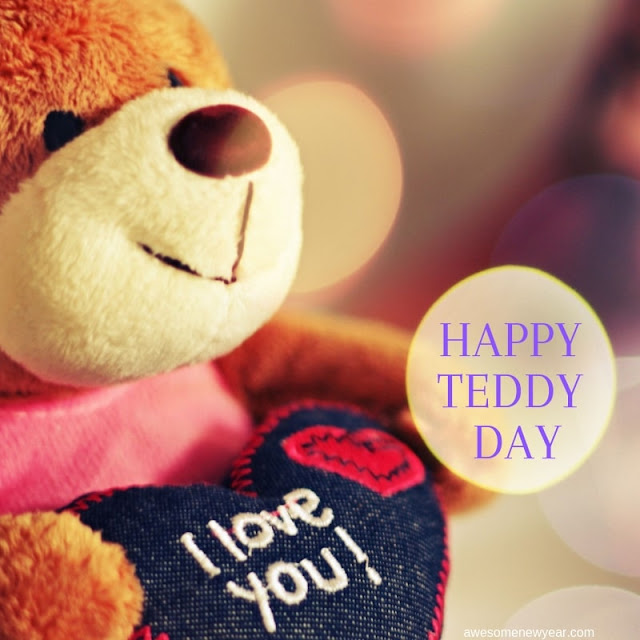 #TeddyDay Images for friend