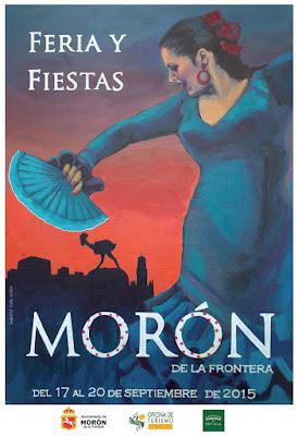 Morón de la Frontera - Feria 2015 - Isabel María Valle Ayllón