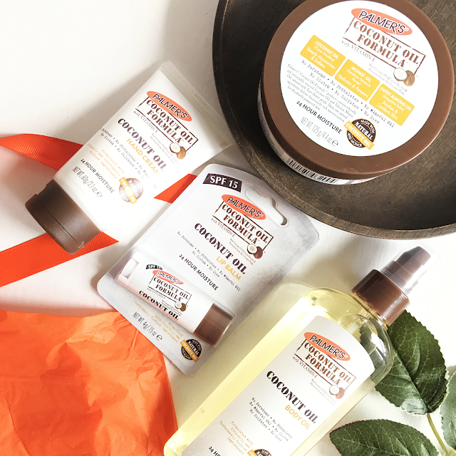 Palmer's Coconut Oil Range Review