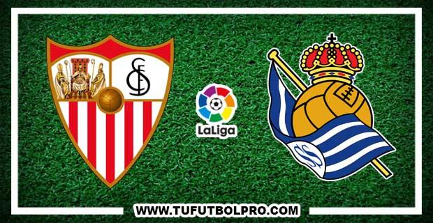 Ver Sevilla vs Real Sociedad EN VIVO Por Internet Hoy 5 de Mayo 2017