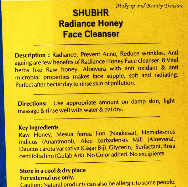 ayurvedic face cleanser