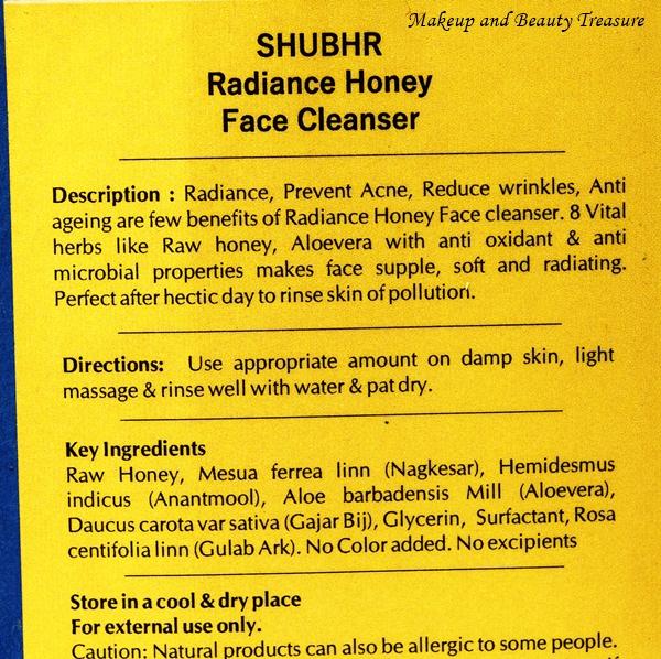 ayurvedic face cleanser
