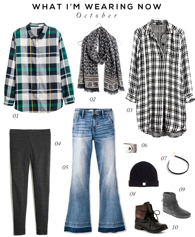 Casual Fall Wardrobe Essentials