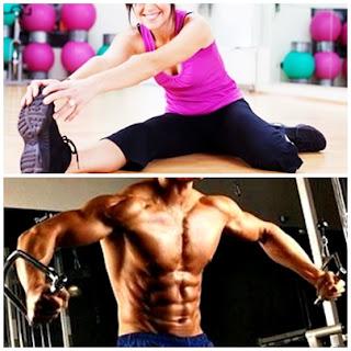 Estiramiento para la recuperación muscular
