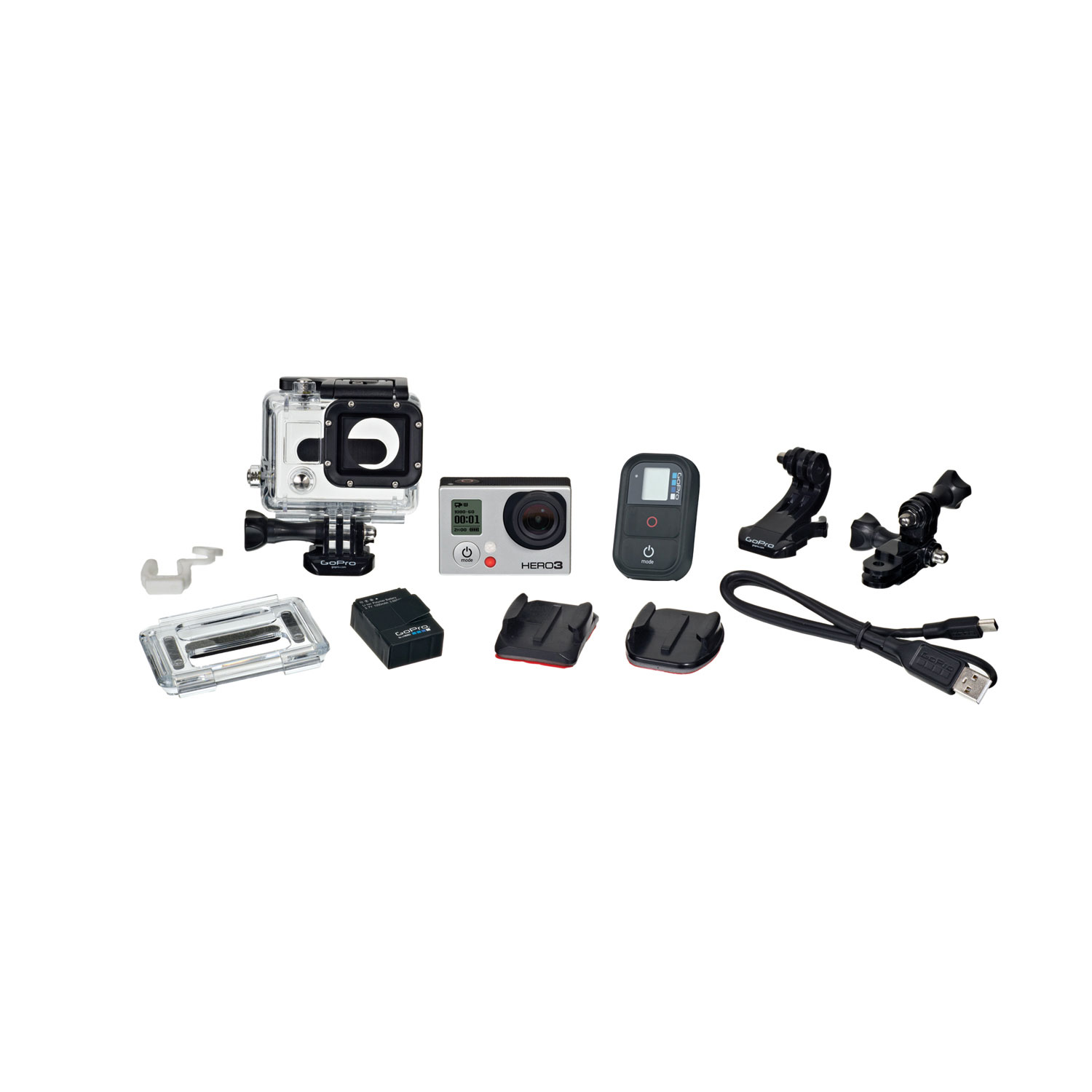 Jagt: GoPro HD Hero3 BLACK Edition