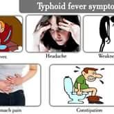 Health typhoid fever