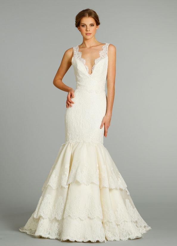Blog For Dress Shopping: 6 Romantic Lace Wedding Dresses