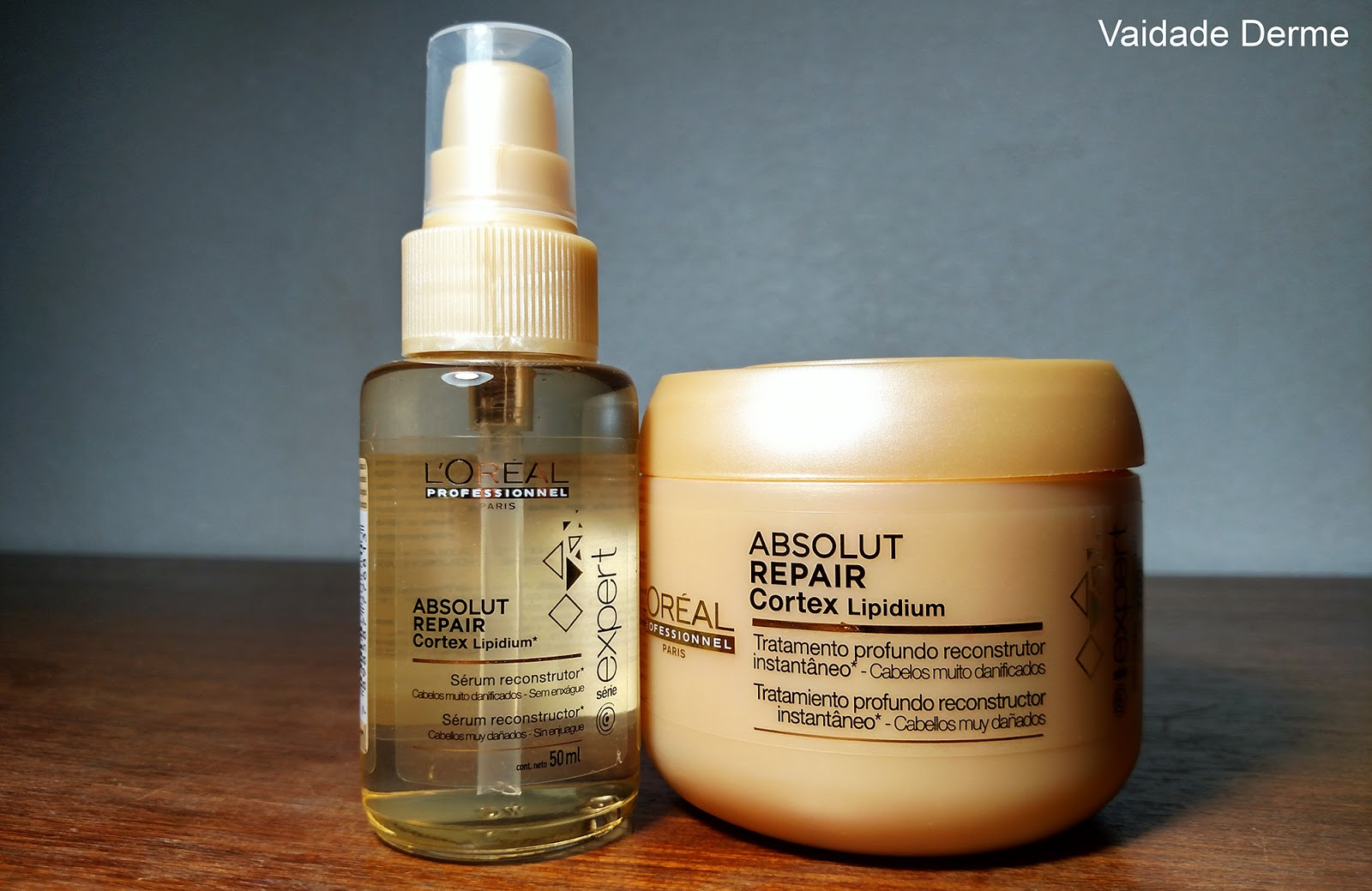 L'Oréal Professionnel Absolut Repair Lipidium