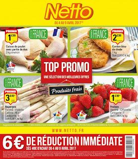 Catalogue Netto 04 au 09 Avril 2017