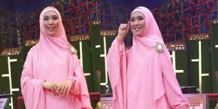 Model Kerudung Syar'i Oki Setiana Dewi Terbaru