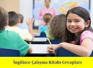 8. Sınıf İngilizce Tutku Yayınları Çalışma Kitabı Cevapları