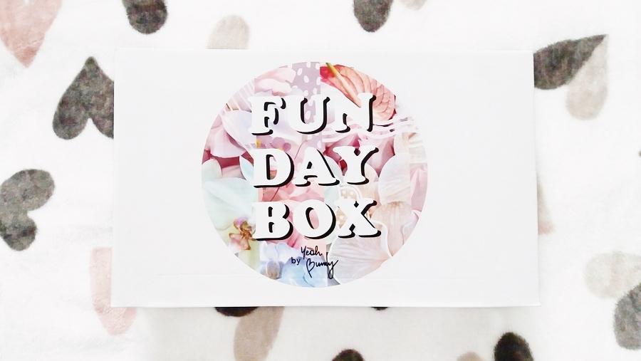 Funday Box • Edycja Październik 2018 - Rose Gold - Fall in Love