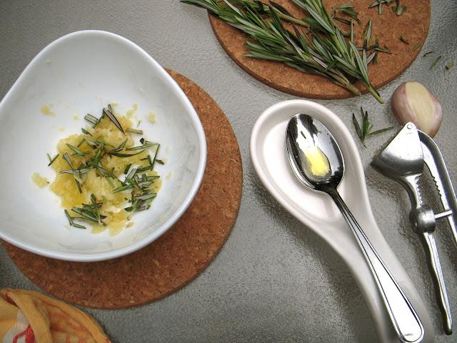rosemary and garlic lamb chops