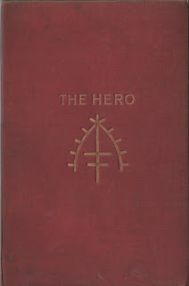 cover of The Hero by W. Somerset Maugham First Edition 1901