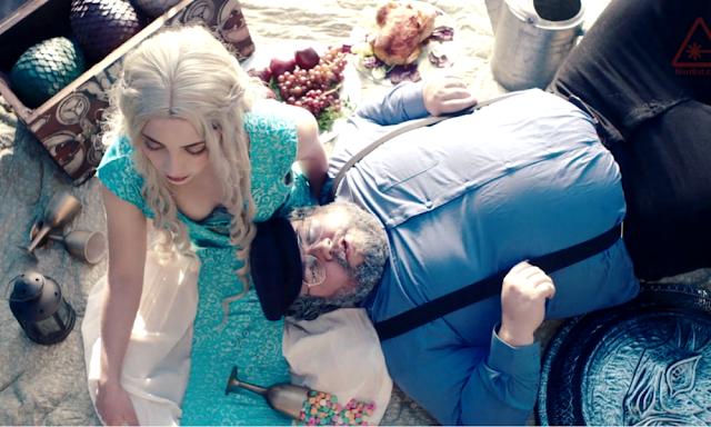Game of Thrones: fã de carteirinha#26