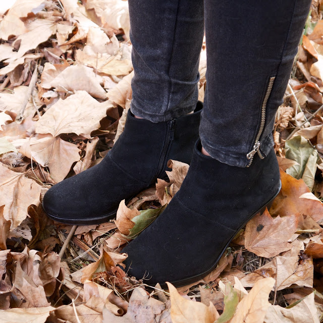 ankle boots autumn
