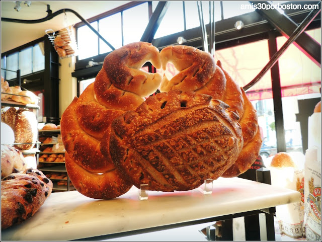 Cangrejo de Pan Sourdough de Boudin