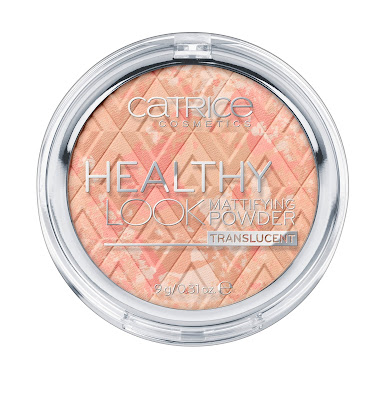 Catrice Healthy Look Mattifying Powder