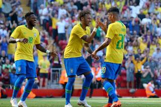 تشكيل منتخب البرازيل السليساو في كاس العالم روسيا 2018