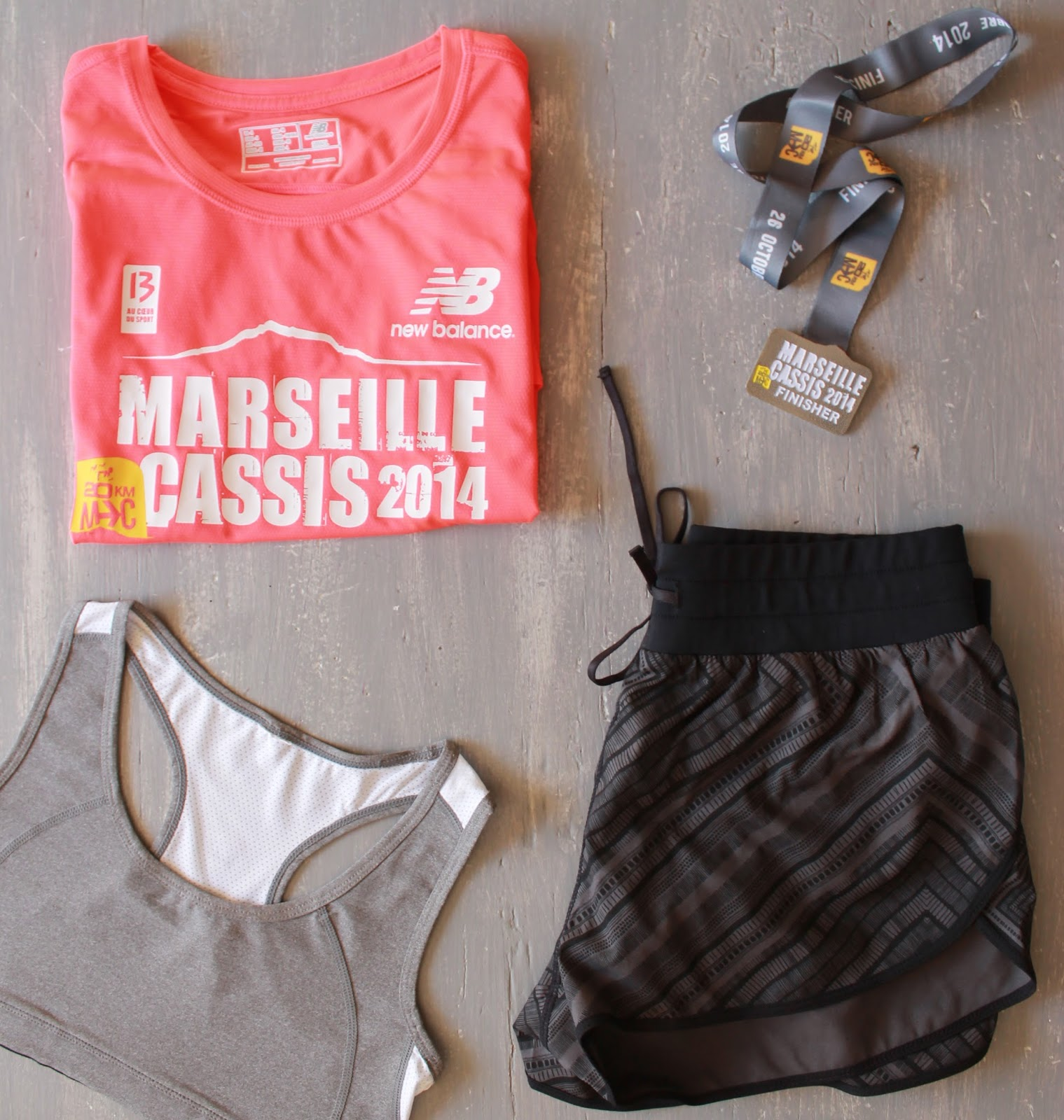 Course Marseille Cassis