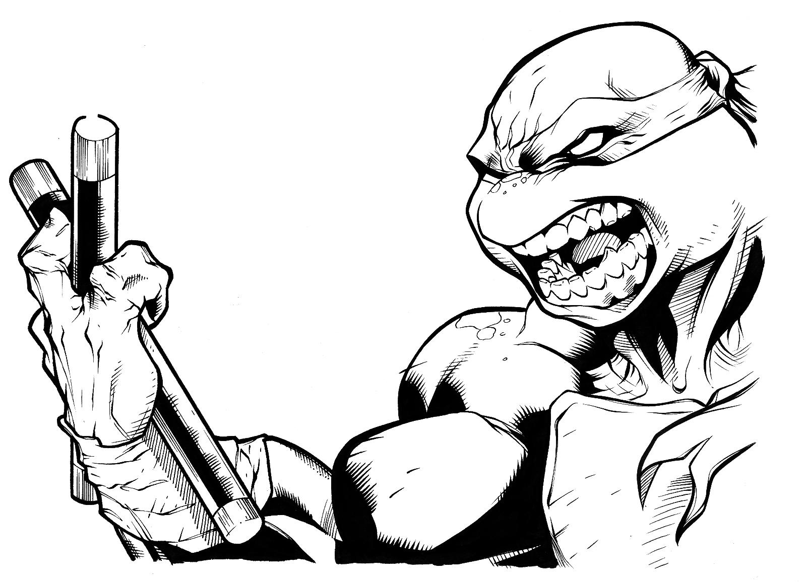 As Tartarugas Ninjas No Deviantart Gifs: NANQUILIZADOR: TARTARUGAS NINJAS