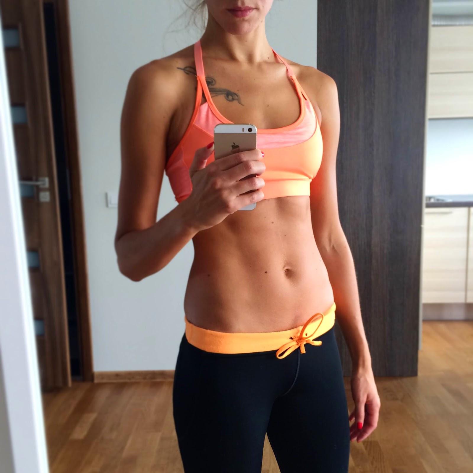 fitness bikini body hm sports bra