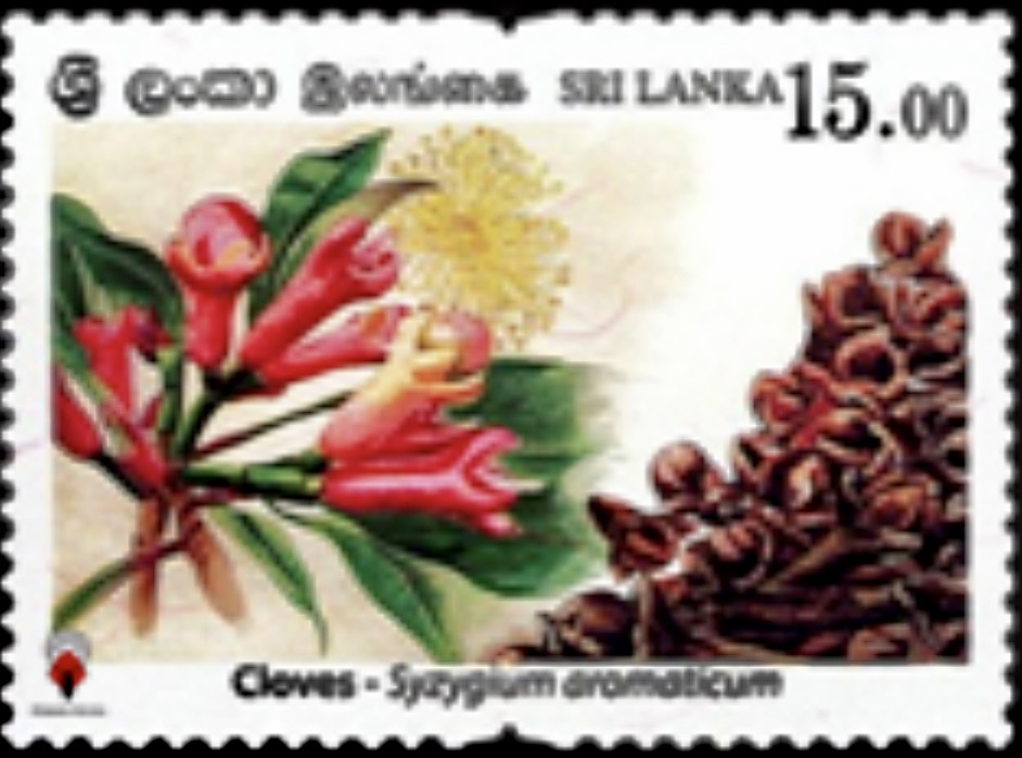 Commonwealth Stamps Opinion: 1397  🇱🇰 Spicy New Issue From Sri Lanka