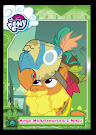 My Little Pony Mage Meadowbrook's Mask Series 5 Trading Card