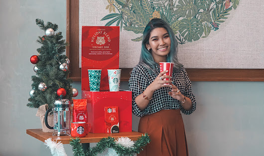 Starbucks Malaysia celebrates 'The Blend is The Magic' for the Holidays 2018