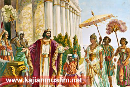 Kisah Nabi Sulaiman