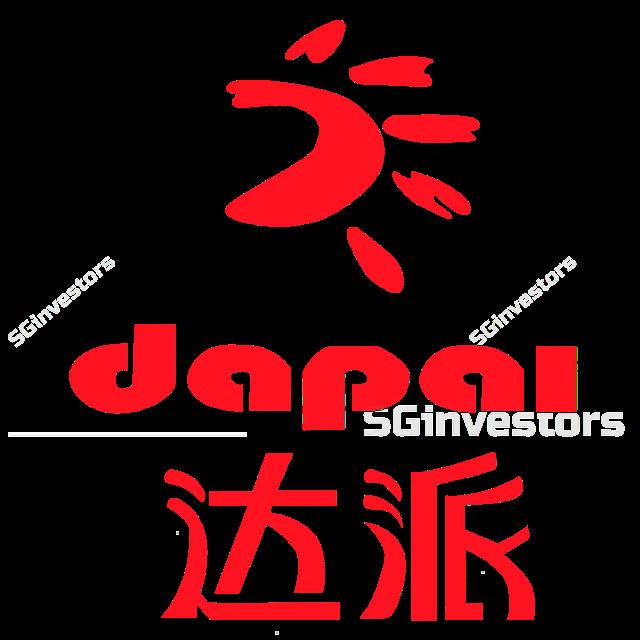 DAPAI INTL HLDG CO. LTD. (FP1.SI) @ SG investors.io
