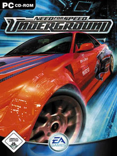 Capa do Game Need for Speed: Underground