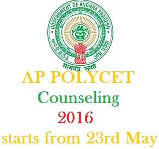 AP Polycet 2017 counseling