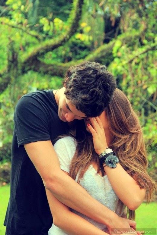 hug romantic girl and boy cuddling love couple