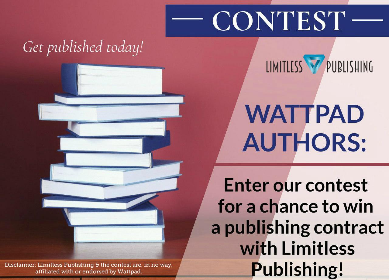 Limitless Publishing: Marketing Blog: WATTPAD AUTHORS: WIN A