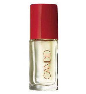 Candid- a woody floral fragrance