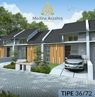 Medina Azzahra Perumahan System Syariah Terbaru Di Cikarang Bekasi