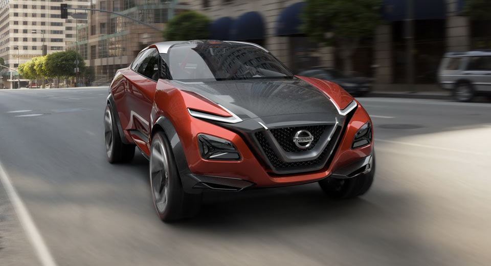 Nissan Preparing Electric Crossover Concept