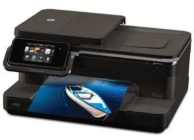 HP Photosmart 7515 Driver Download and Setup