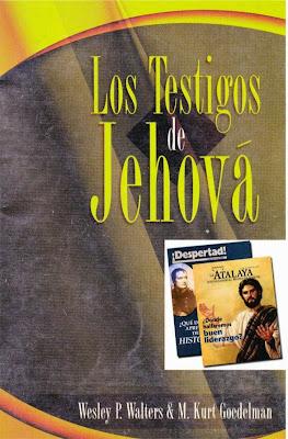 Varios Autores-Los Testigos De Jehová-