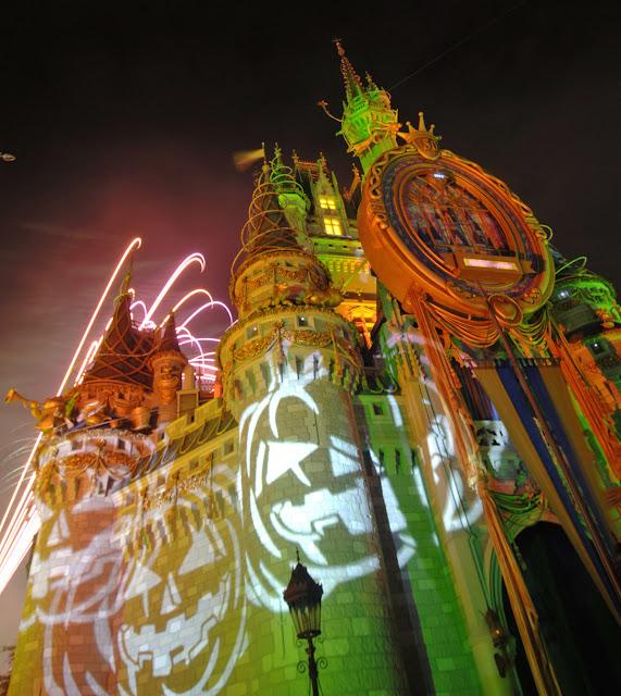 halloween en magic kingdom